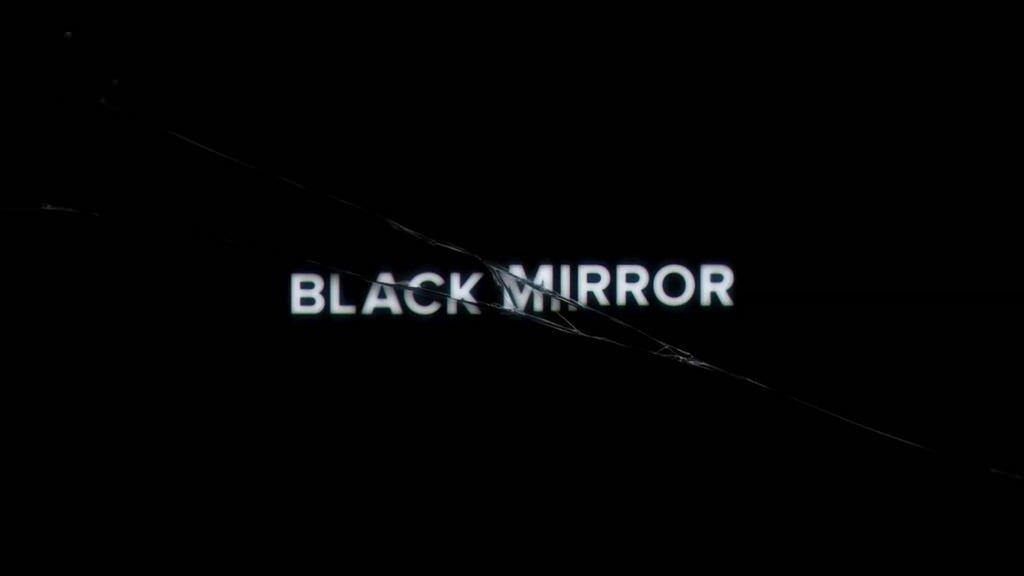 Tela de abertura Black Mirror