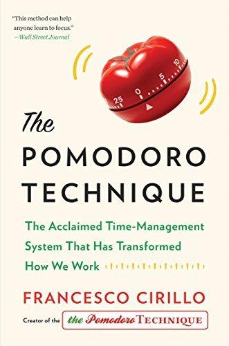 Livro Técnica Pomodoro