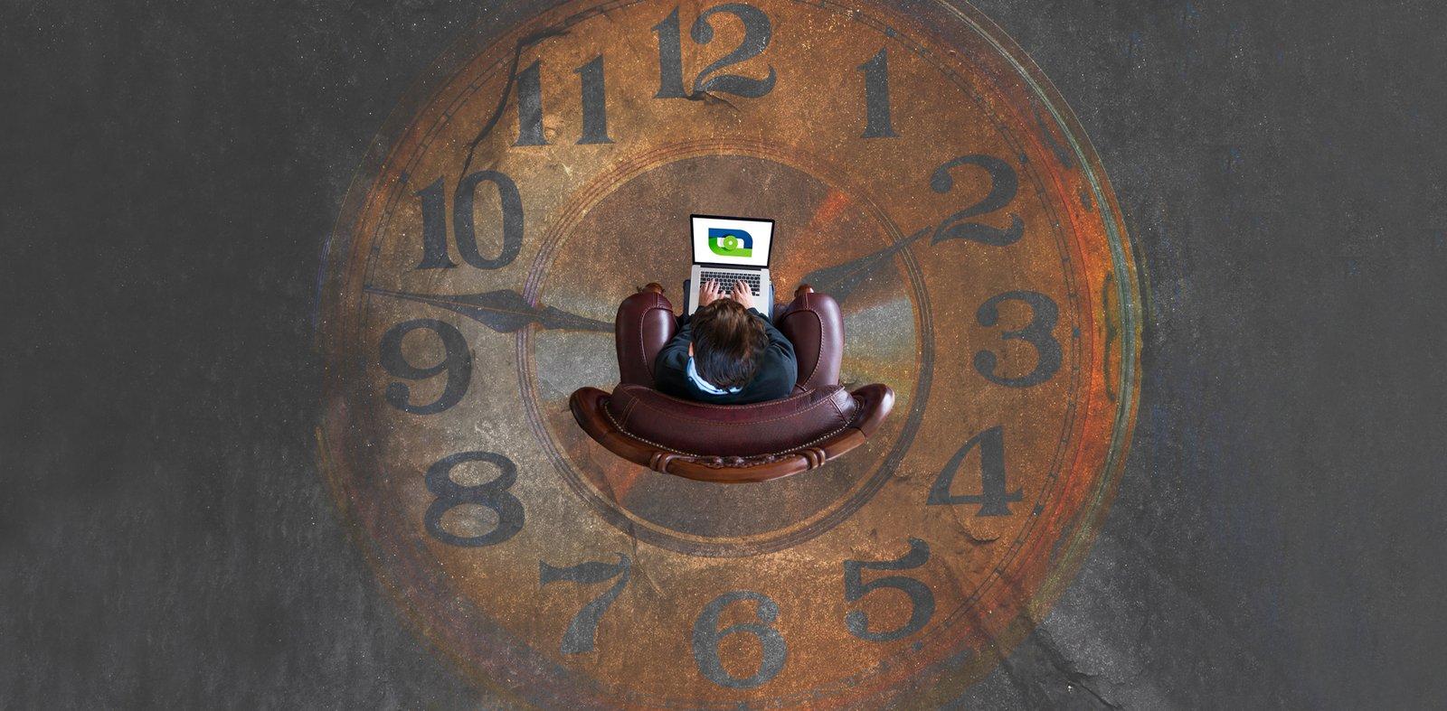 Gestão da produtividade em home office